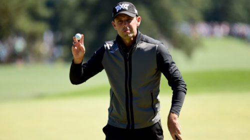 Charl – The Open
