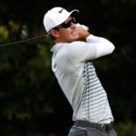 Frittelli made his first Major weekend appearance at Quail Hollow