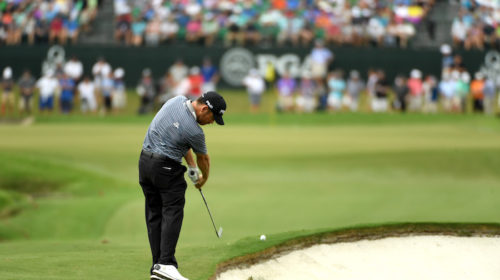 Oosthuizen eyes FedExCup riches