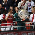 Arsenal claim Community Shield on penalties