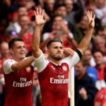Arsenal duo Granit Xhaka and Sead Kolasinac