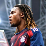 Bayern Munich's Renato Sanches