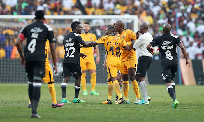 Chiefs and Pirates