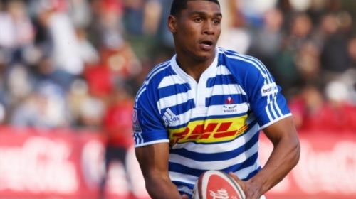 Damian Willemse – Currie Cup
