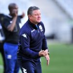 Gavin Hunt coach of Bidvest Wits
