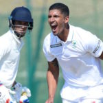 Dane Piedt and Beuran Hendricks took three wickets apiece to knock India out for 120, as SA A stretched their lead to 292 by stumps on day two.
