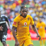 Kaizer Chiefs striker Michelle Katsvairo