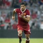 Liverpool midfielder Emre Can