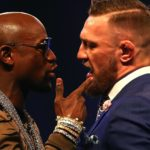 Floyd Mayweather and Conor McGrego