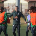 Mbazo joins Bafana