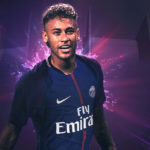 PSG's world record signing Neymar