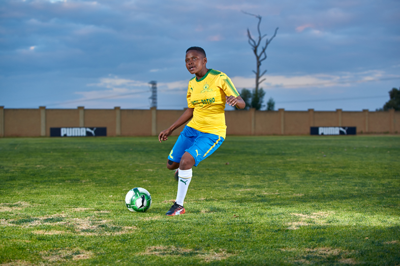 Mamelodi Sundowns Ladies Team vice captain Rhonda Mulaudzi