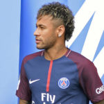 Paris Saint-Germain forward Neymar