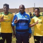 Sundowns duo promoted