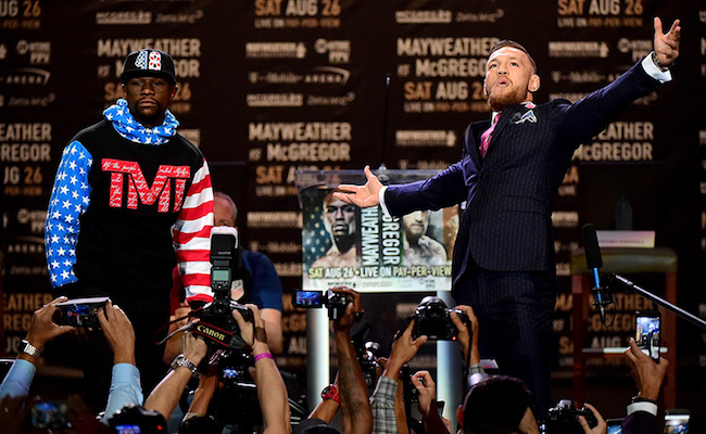 McGregor vs Mayweather: All you need to know