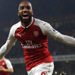 Arsenal striker Alexandre Lacazette