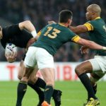 Barrett vs Springboks