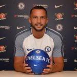Chelsea's new signing Danny Drinkwater