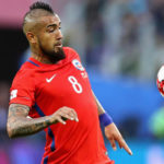 Chile star Arturo Vidal
