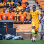 Kaizer Chiefs defender Eric Mathoho