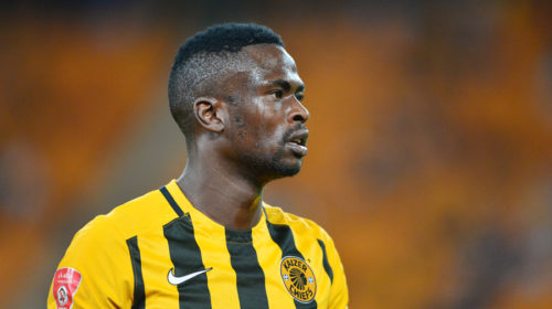 Kaizer Chiefs right back Kgotso Moleko