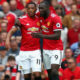 Man Utd duo Anthony Martial and Romelu Lukaku