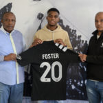 Orlando Pirates' Lyle Foster