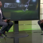 Watch: Gibson interview on Inside Edge