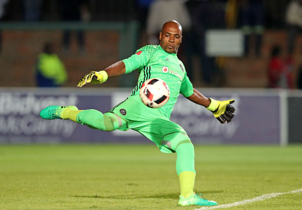 Siyabonga Mpontshane of Orlando Pirates