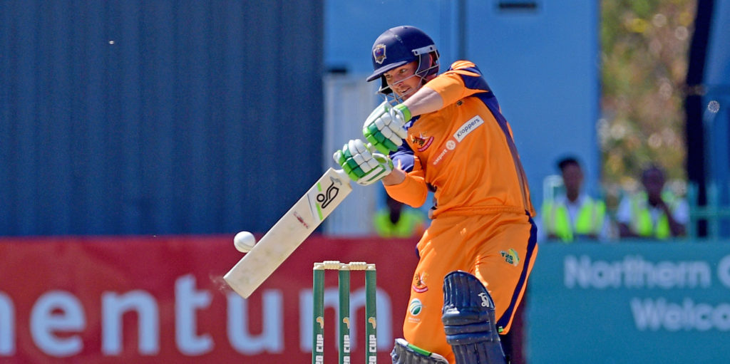 Gous' half-century knocks out KZN