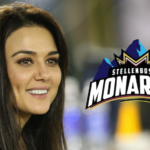 Zinta announced as Monarchs owner