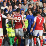 Arsenal earn point at Chelsea