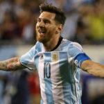 Argenina star Lionel Messi
