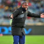Cape Town City coach Benni McCarthy