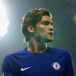 Chelsea wing back Marcos Alonso