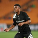 Orlando Pirates youngster Lyle Foster