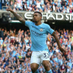 Manchester City striker Gabriel Jesus