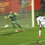 Watch: Mothiba bags hat-trick in Ligue 2