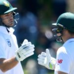 Proteas dominate day one in Bloem
