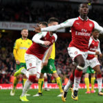 Nketiah's heroics saves Arsenal