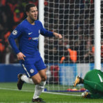 Hazard rescues a point for Chelsea