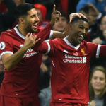 Liverpool put three past Huddersfield