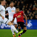 Lingard steers United to EFL Cup quarter-final