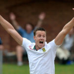 Morkel strikes after SA declare