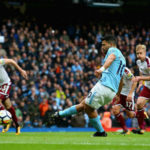 City thrash Burnley to go five points clear at top