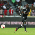 Musa Nyatama of Orlando Pirates