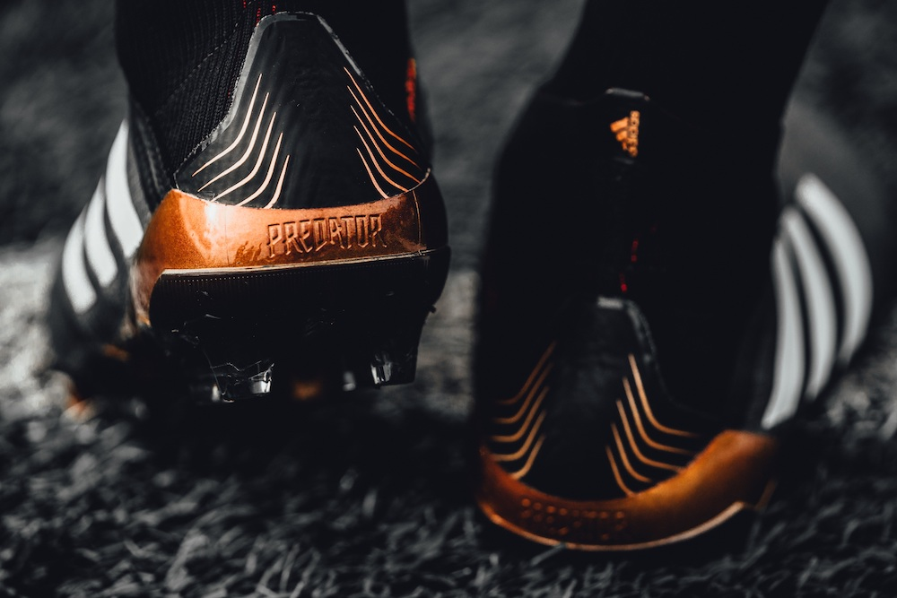 a5bfab9d6591 Sam Handy, VP of design for adidas Football, said: 'When designing the  Predator 18+ 360 Control we wanted to create the most innovative boot on the  market, ...