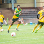 Komphela boosted by trio's return