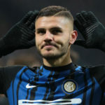 Inter captain Mauro Icardi