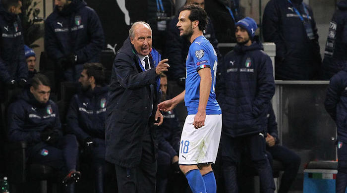 Italy World Cup failure